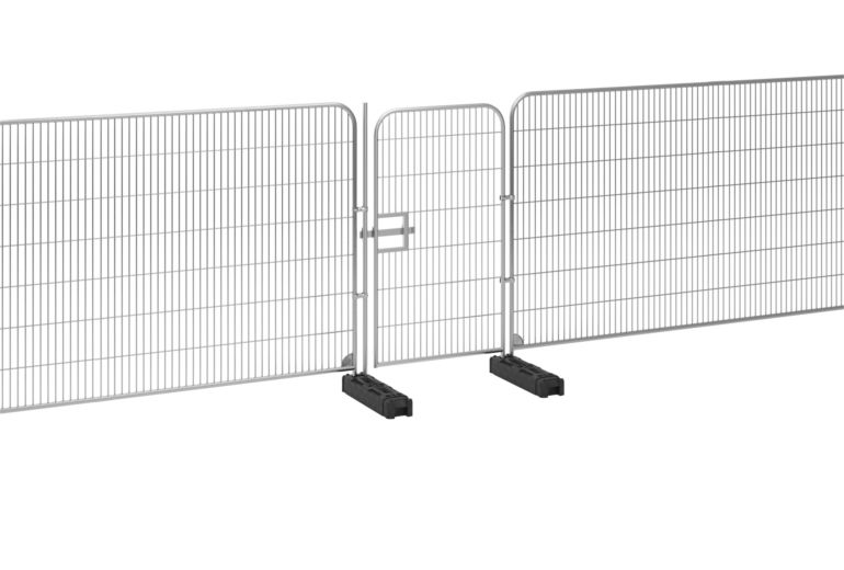Temporary Fencing Gates
