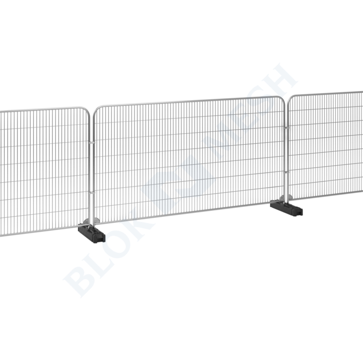 Standard Temporary Fencing Set