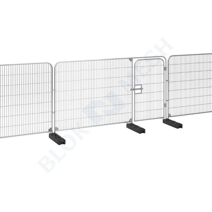 1m Pedestrian Gate in Temporary Fence Panel