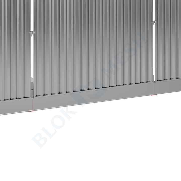 Blockade™ Hoarding Ground Skirt