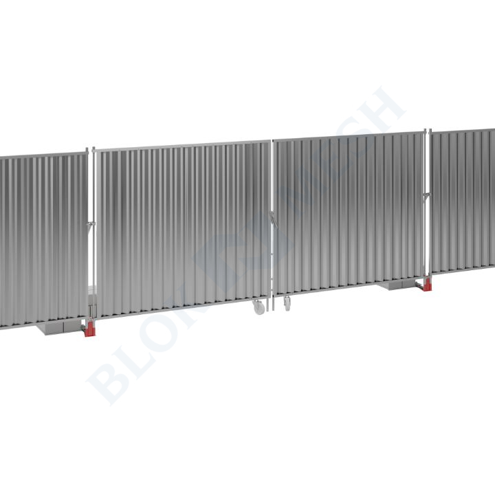Blockade™ Steel Vehicle Gates - 4.5m x 2m