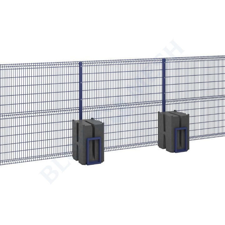 Defender V Mesh Temporary Fencing with WaterBlok™ - 2.4m