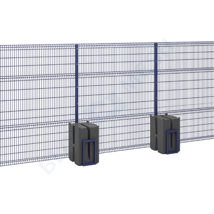 Defender V Mesh Temporary Fencing with WaterBlok™ - 3m
