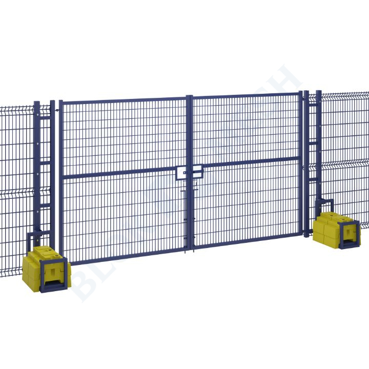 Defender Vehicle Gate - 2.4m