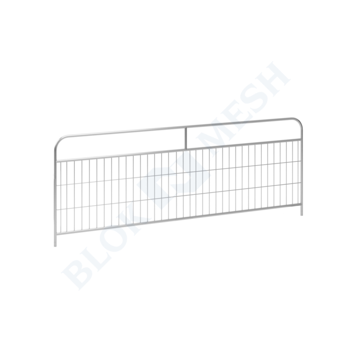 Handrail Crowd Control Barrier (Loose Leg)