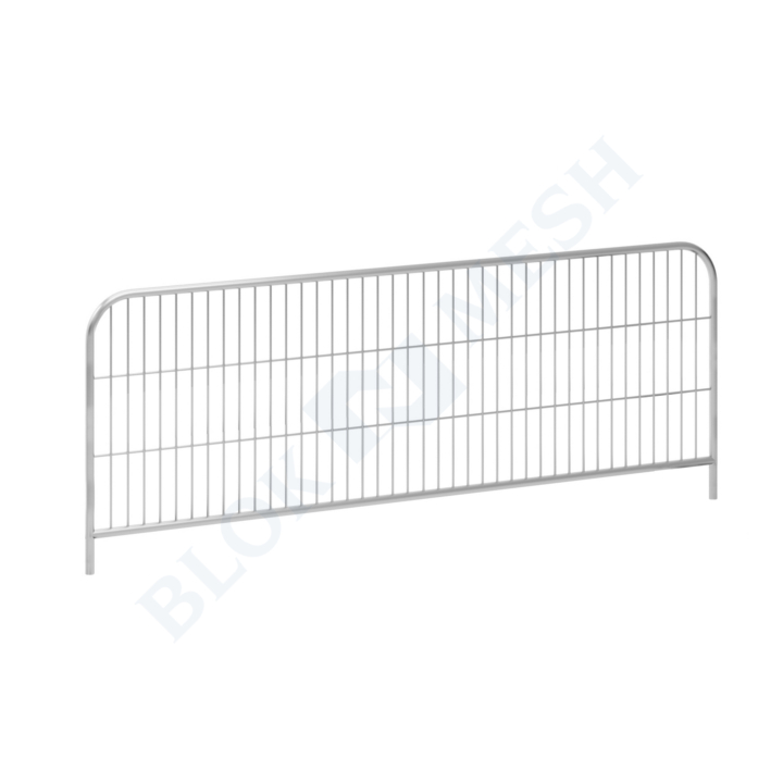 Mesh Crowd Control Barrier (Loose Leg)