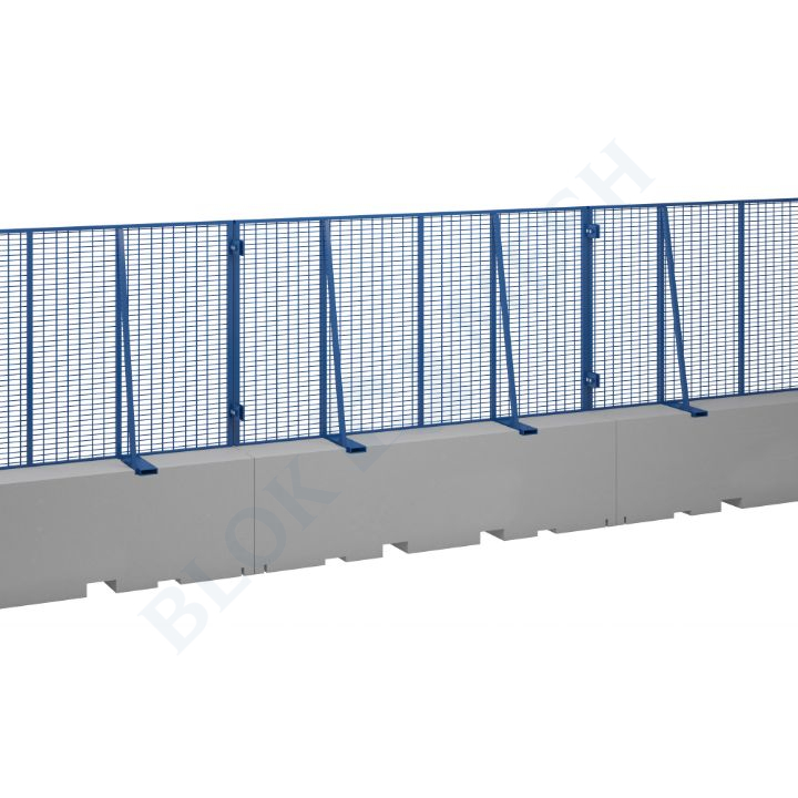 POLMIL® Modular TVCB Security Fence