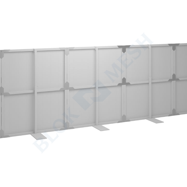 Reuse-A-Wall™ Internal Hoarding - 2.5m