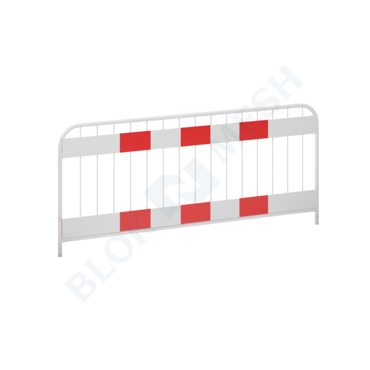 Steel Utility Chapter 8 Barrier