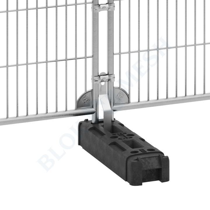 Temporary Fencing Anti-Lift Device