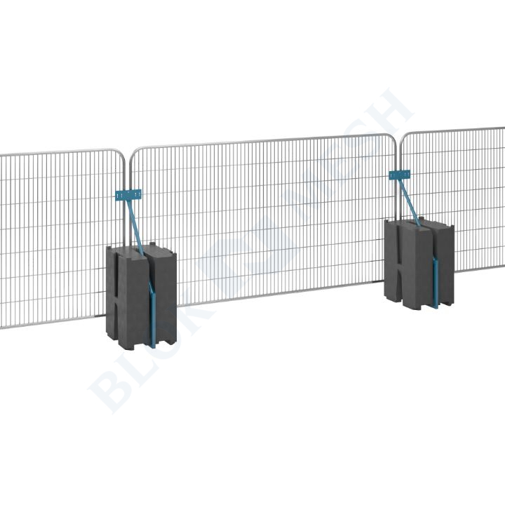 Temporary Fencing Set with WaterBlok™