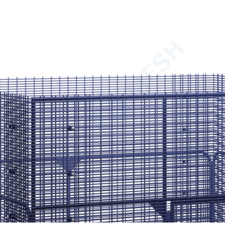 Crane Guard™ Needle-Top Mesh